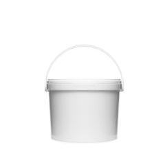 attested bucket, buckets, pail, pailful, polipropylen